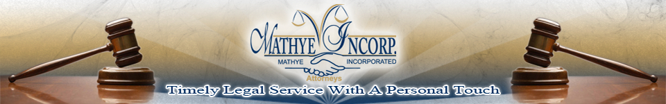 Mathyeinc Attorneys